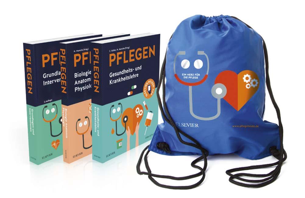 PFLEGEN Lernpaket - 9783437254994 | Elsevier GmbH
