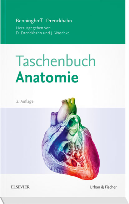 Sobotta Lehrbuch Anatomie - 9783437440809 | Elsevier GmbH
