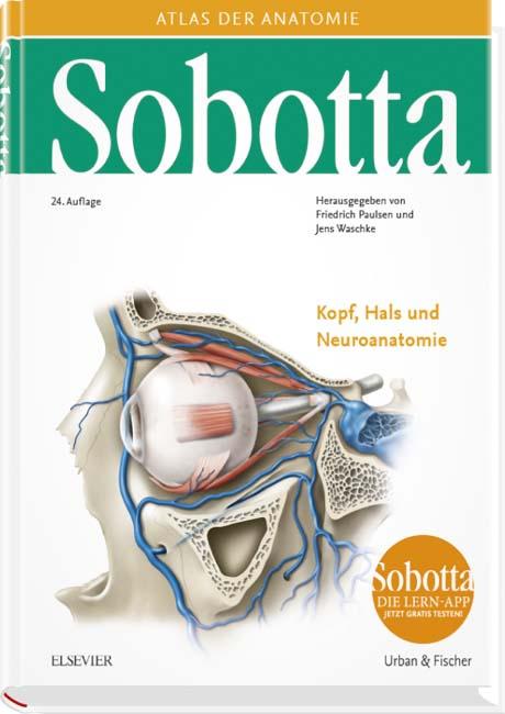 Sobotta, Atlas der Anatomie Band 3 - 9783437440236 | Elsevier GmbH