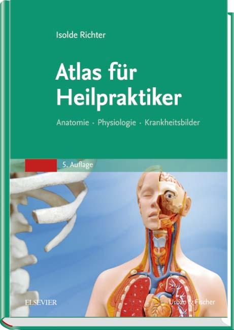 Atlas für Heilpraktiker - 9783437558757 | Elsevier GmbH